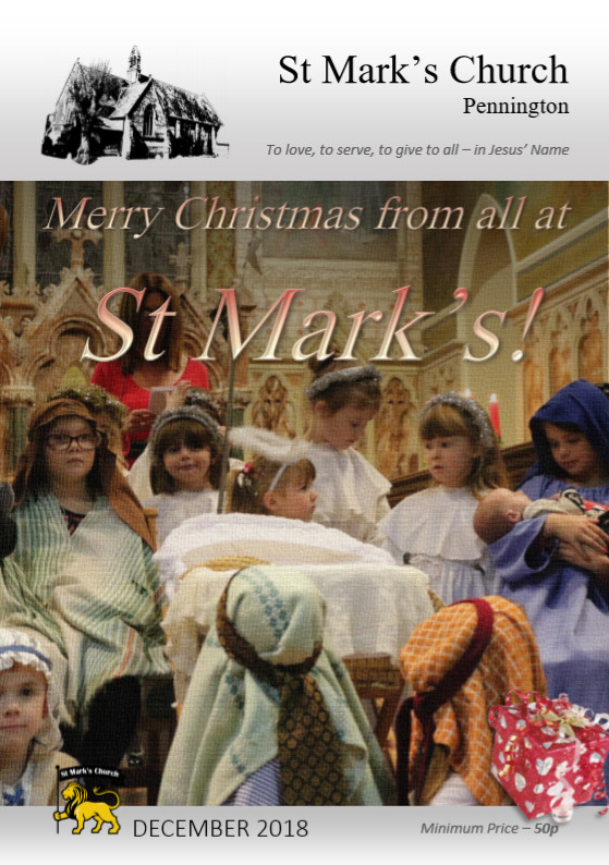 201812 Parish Magazine Cover