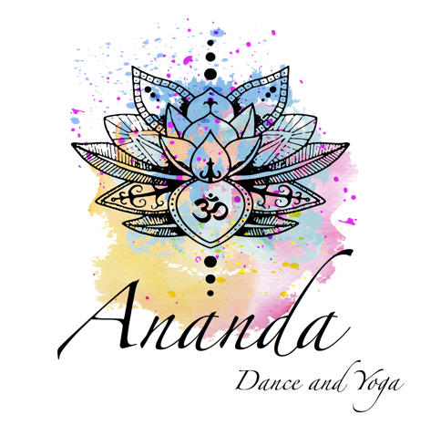 Ananda Dance and Yoga logo