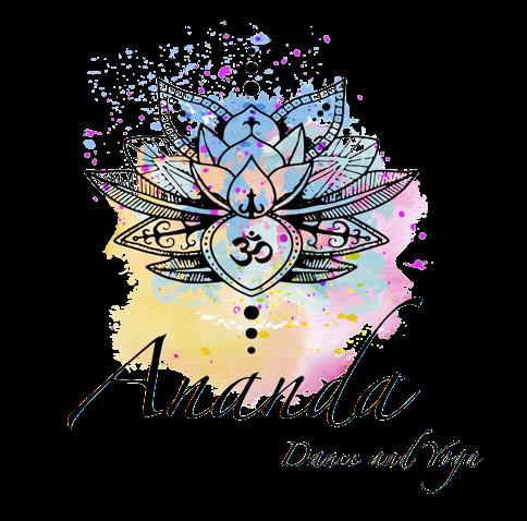 Ananda Dance and Yoga logo