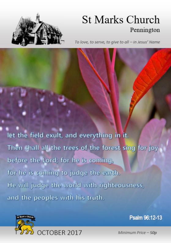 201710 Parish Magazine Cover