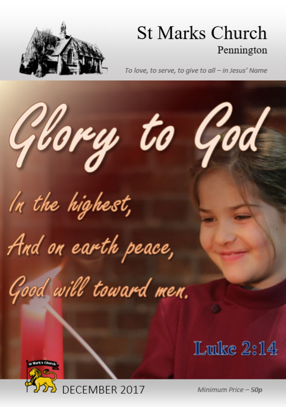 201712 Parish Magazine Cover