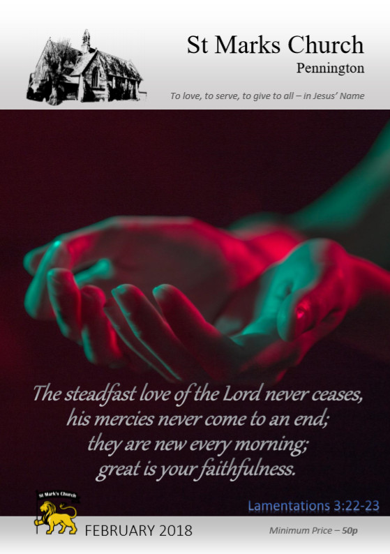 201802 Parish Magazine Cover
