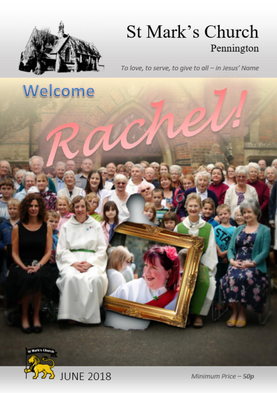 201806 Parish Magazine Cover