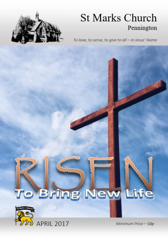 201704 Parish Magazine Cover