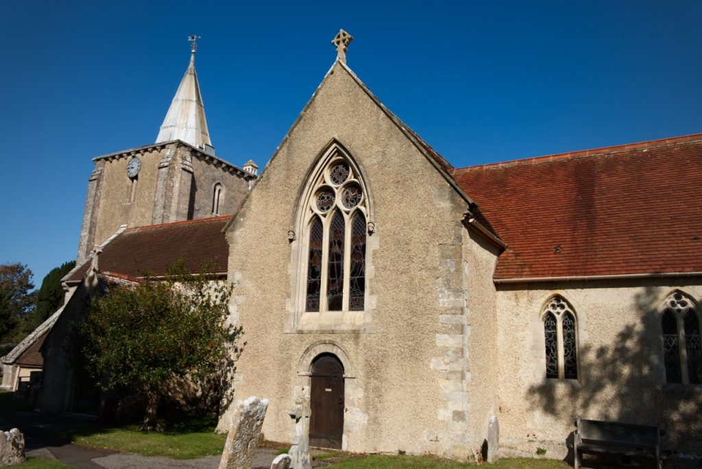 All Saints, Miford