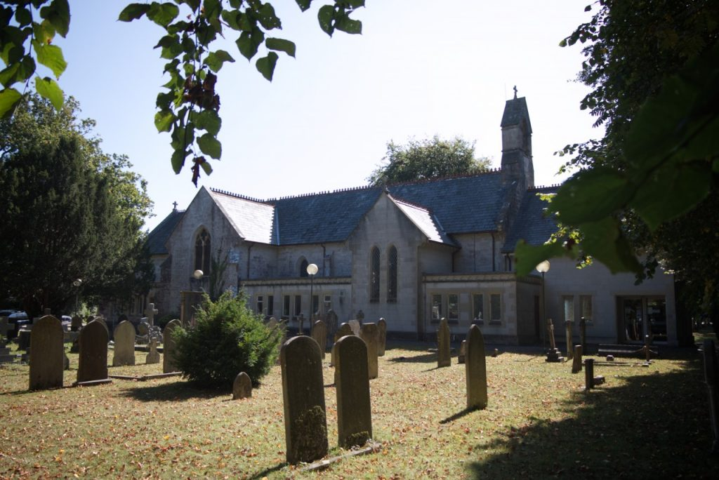 St Mark's, Highcliffe