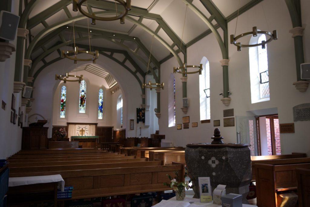 St John's, Burley