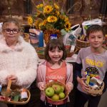 Harvest donations for New Forest Basics Bank