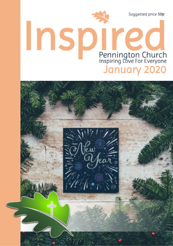 202020 Parish Magazine Cover