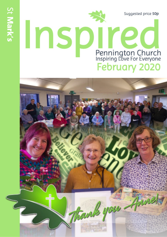 202002 Parish Magazine Cover