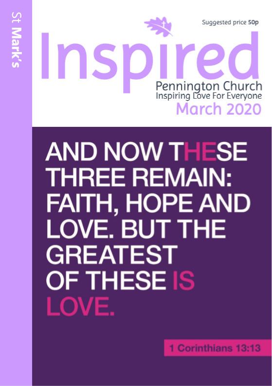 202003 Parish Magazine Cover