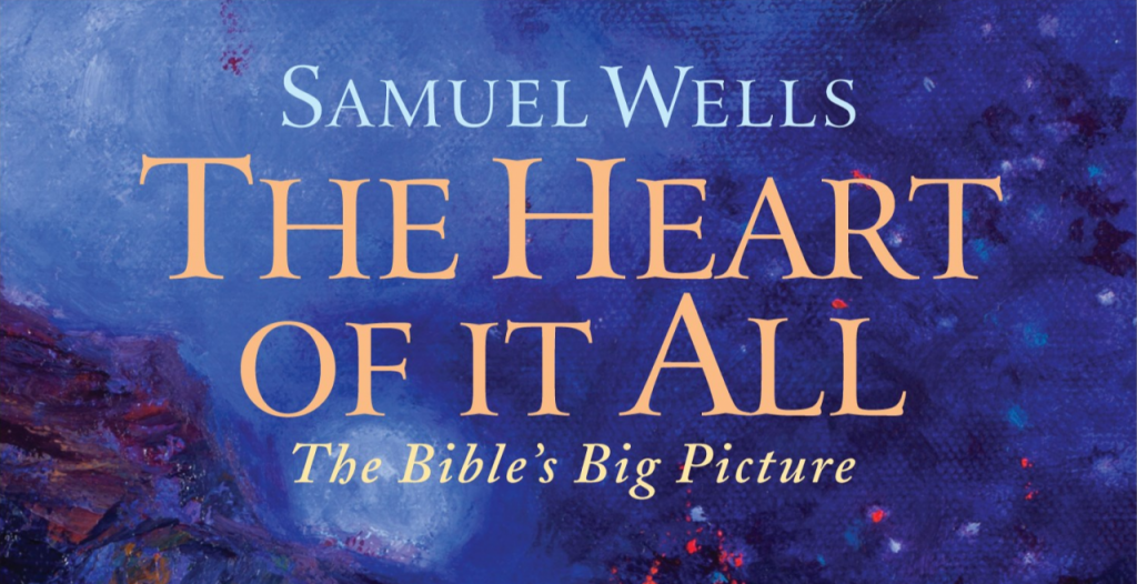 The Heart of it All book cover - Top