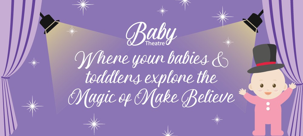 Baby Theatre hall group